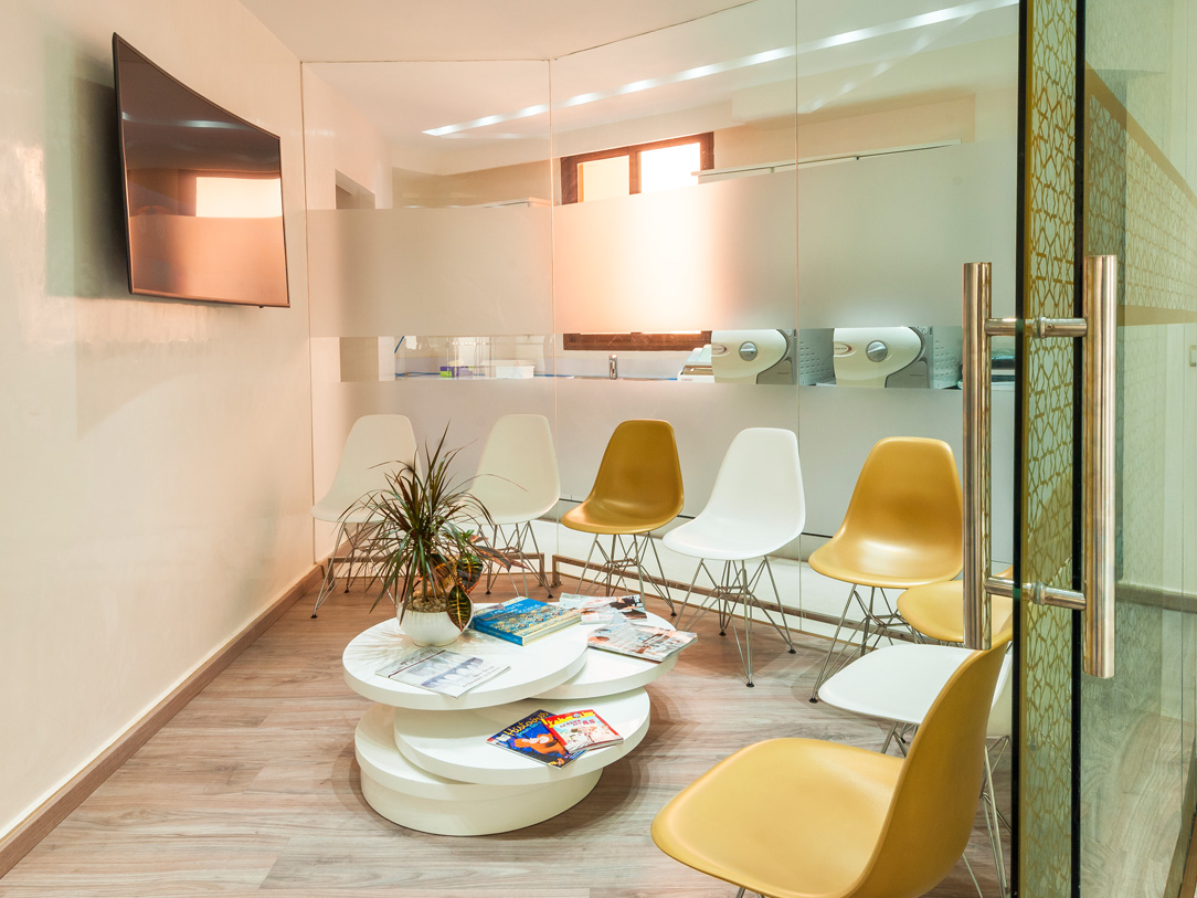 Agencement cabinet médical à Marrakech   Kech Design