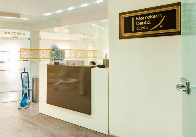 Aménagement et agencement d'un cabinet médical à Marrakech