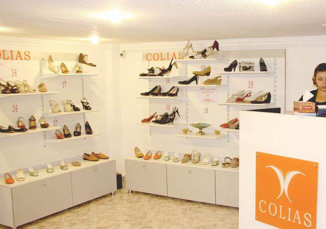 Aménagement magasin Colias Marrakech