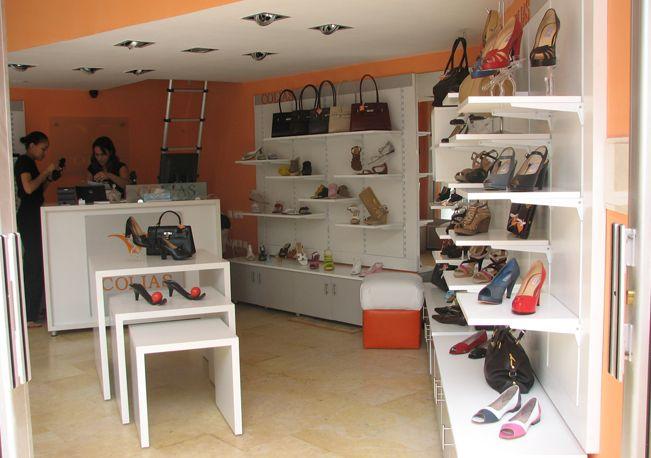 Kech Design, spécialiste de l'aménagement des magasins à Marrakech