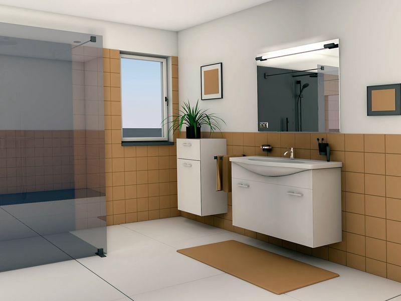 Design et conception de salles de bain sur mesure à Marrakech
