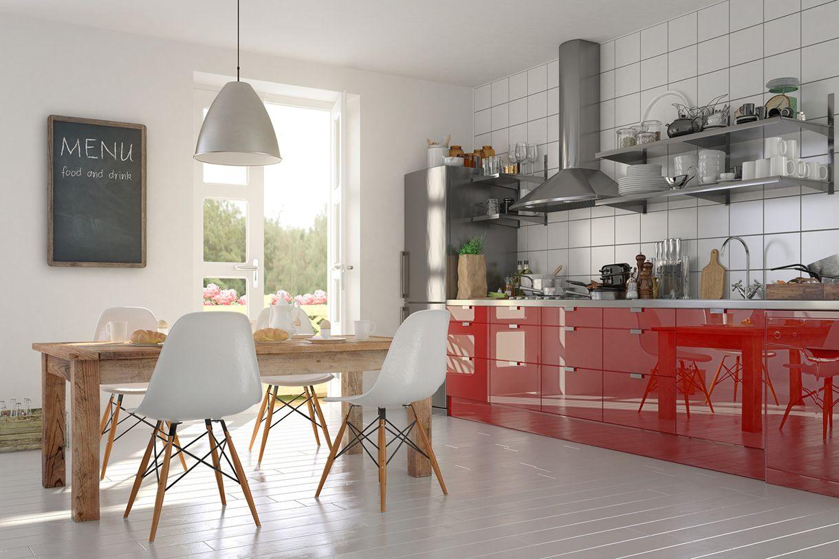 Aménagement intérieur de meuble de cuisine à Marrakech