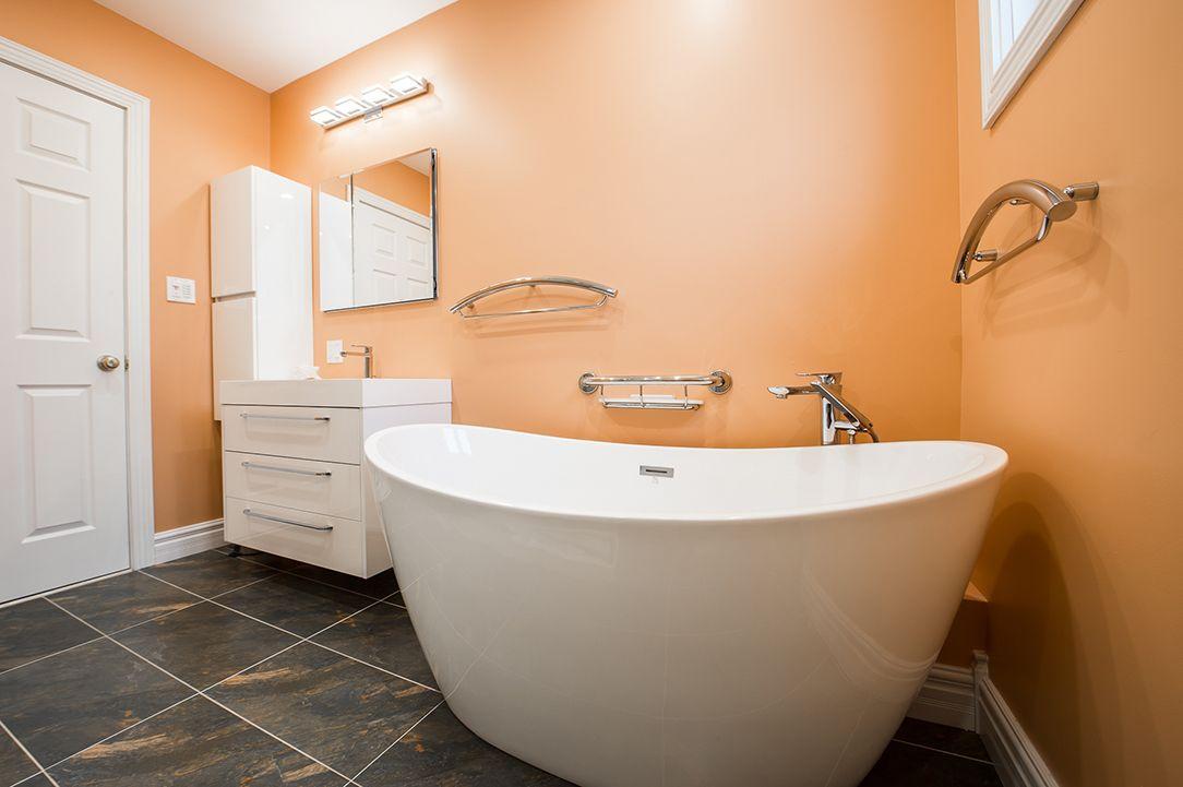 Prix d'aménagement d'une petite salle de bain à Marrakech