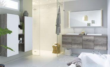 Meubles de salle de bain sur-mesure design, moderne à Marrakech