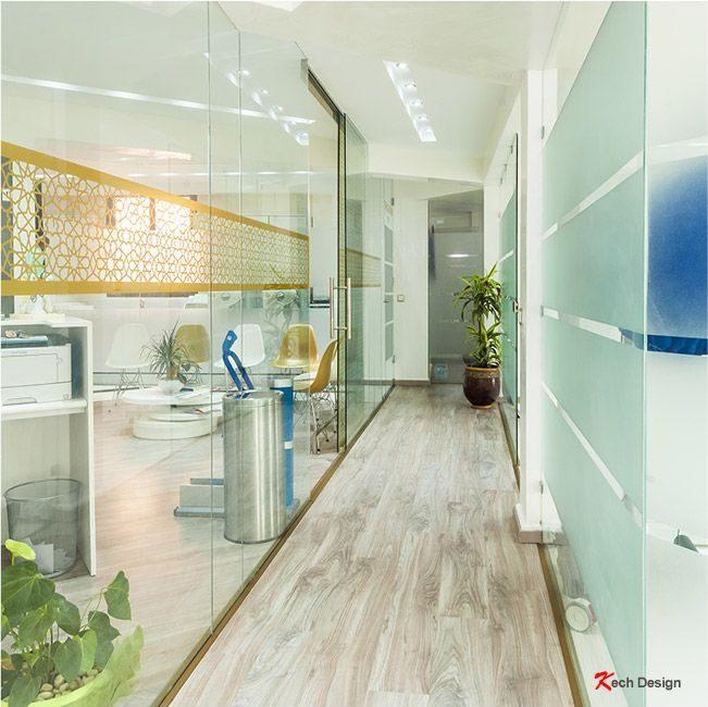 Amenagement interieur cabinet dentaire ou médical à Marrakech