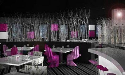 Décoration intérieur de restaurant, bar et hôtel à Marrakech